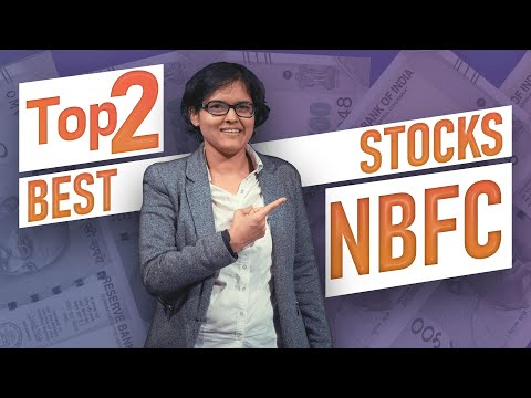 Best NBFC Shares To Buy! Top 2 Stocks In NBFC Sector! Fundamental Analysis By CA Rachana Ranade