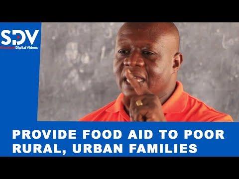 MP Baya wants Gov't to use Huduma Namba Data to provide foodstuffs to poor rural, urban families