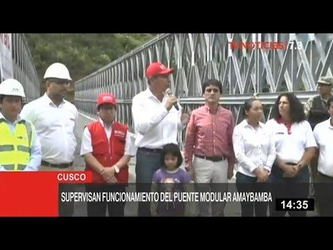 """Vizcarra: """"Nuestra solidaridad con las personas afectadas por este fenómeno de la naturaleza"""""""