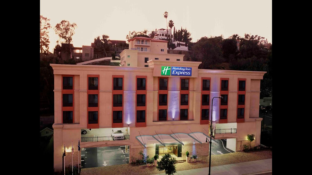 Holiday Inn Express Hollywood Walk Of Fame - Los Angeles
