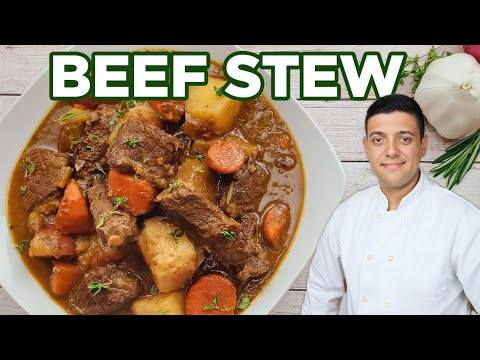 Beef Stew on the Stovetop [ by Lounging with Lenny ]