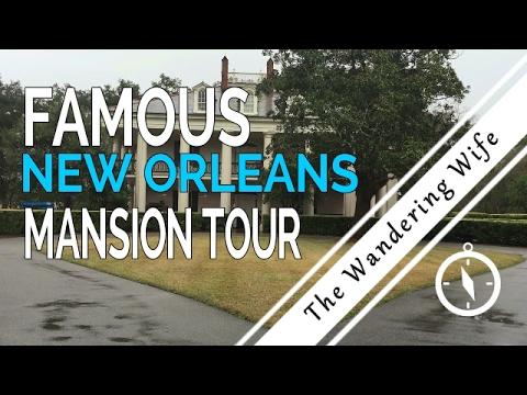 New Orleans: Oak Alley Plantation Tour, Louisiana | TRAVEL VLOG  #0020