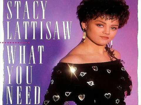 TENDER LOVE - Stacy Lattisaw