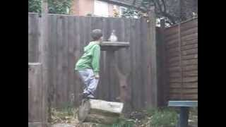 Boy with Autism does a Doctor Dolittle