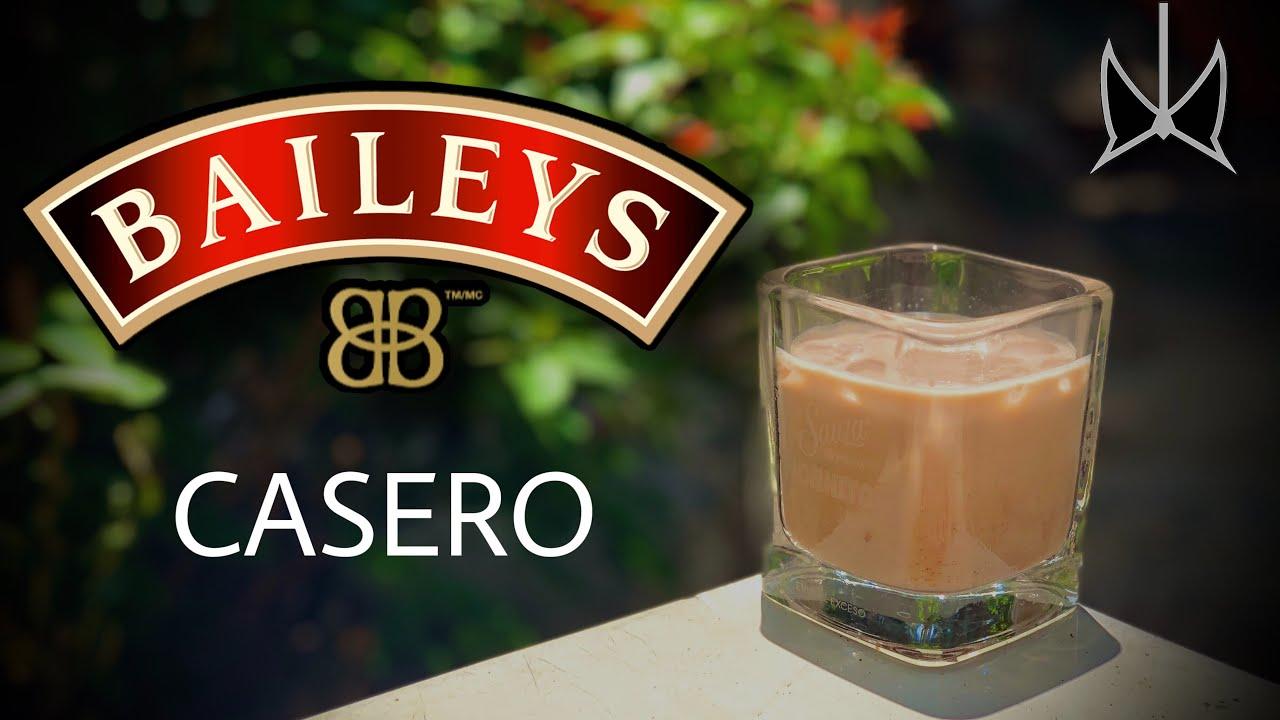 CÓMO HACER BAILEYS CASERO (EN 1 PASO) || EL CHURRO