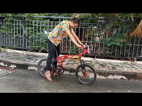 Doppelganger จักรยานพับได้ เสือหมอบมินิ