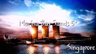 Marina Bay Sands 5* Сингапур(Отель Marina Bay Sands 5* Сингапур Этот знаменитый роскошный отель возвышается над заливом. К услугам гостей пейза..., 2015-10-08T07:26:07.000Z)
