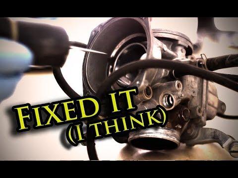 XR650L | Finally Fixing my Carburetor on