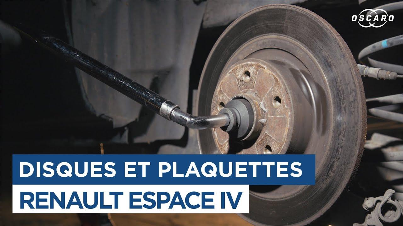 Disques De Frein Vel Satis Garnitures Arrière Renault Espace 4 IV
