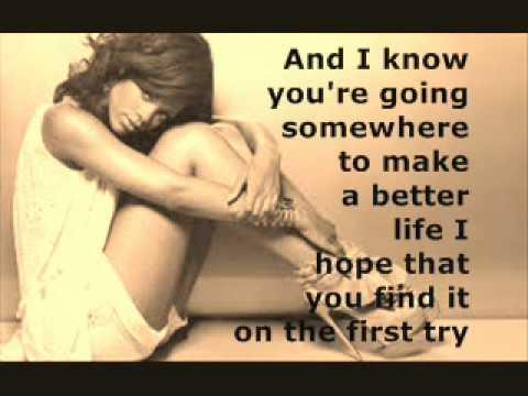 Rihanna- Farewell ( Lyrics On Screen )