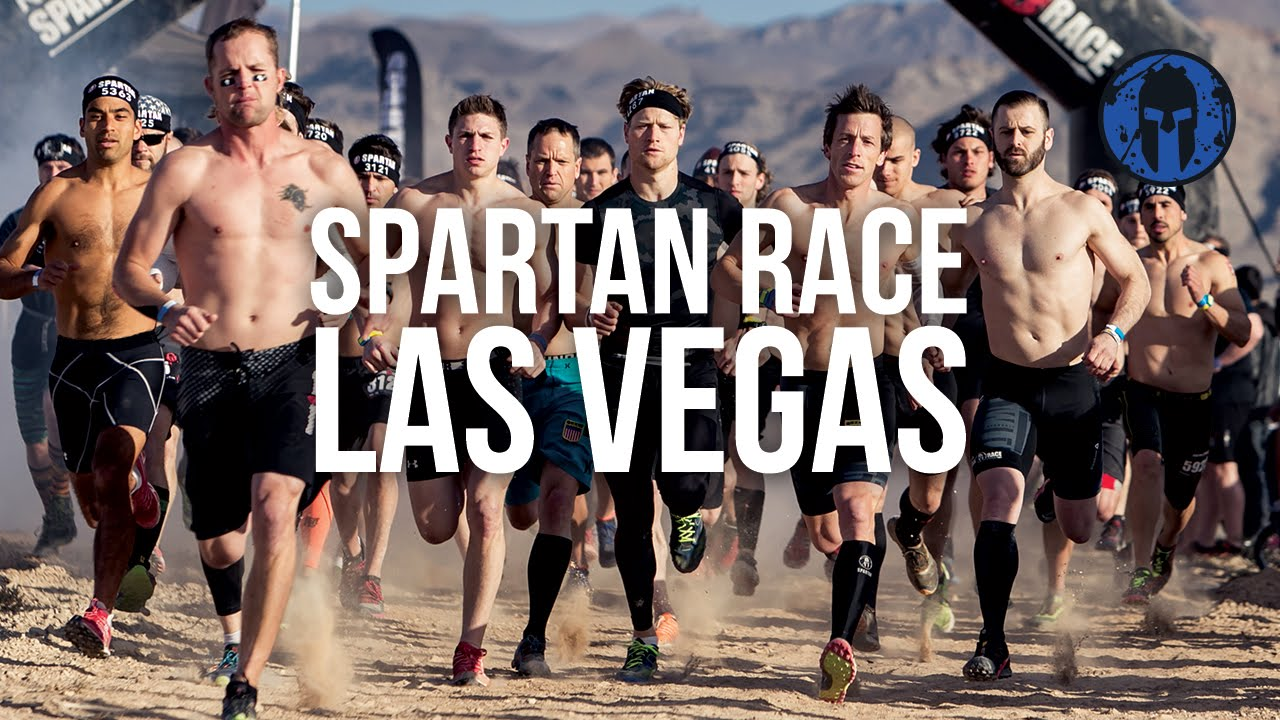 "Spartan Race Las Vegas >> Spartan Race Las Vegas | ""If you have a body, you are an athlete"" - YouTube"