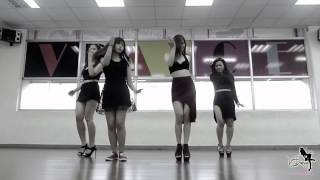 "KPOP DANCE COVER CLASS - Fox Kiều Ngọc Vdance - "" Alone"" Sistar"