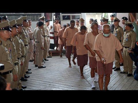 Таиланд: самый массовый приговор торговцам людьми (новости)