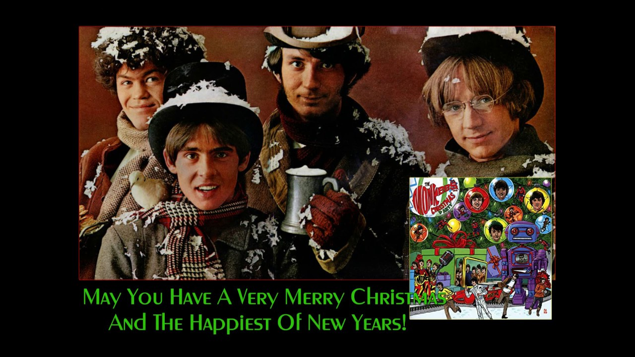 Monkees Christmas Party.The Monkees Christmas Party