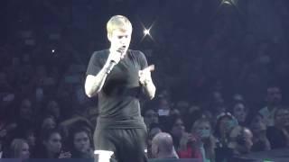 Justin Bieber - Baby - Prague - 12.11.2016