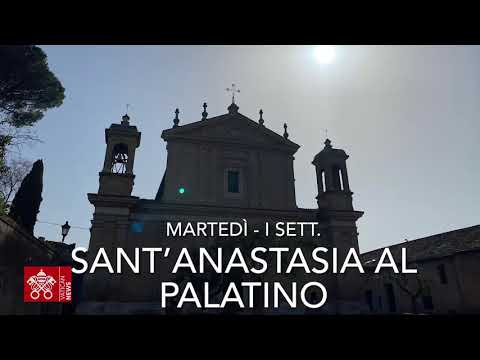 Station Churches in Rome during Lent