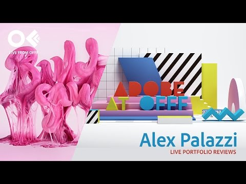 Discover the work of Alex Palazzi | OFFF 2017 | Adobe Creative Cloud