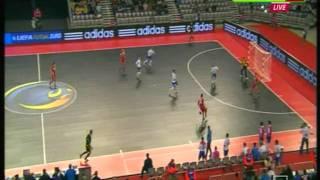 Azerbaijan - Serbia 8:9 3.02.2012