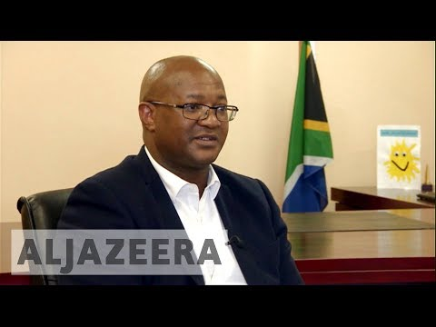 South Africa: Government enforces eviction of illegal settlements