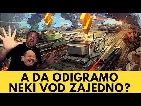 Odigraj platoon sa Kojotom!   World of Tanks Balkan thumbnail