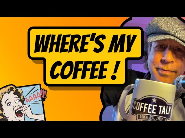 No Beans? Help!!!! Where is my Coffee?