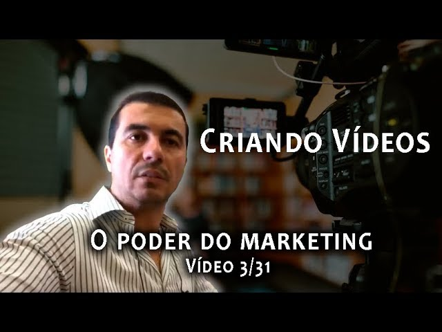 "Gravando Vídeos Virais: Vídeo 3/31 Série ""O Poder do Marketing"" - O sonho de ter uma Lamboghini"
