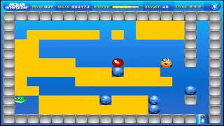 Aqua energizer level 3-10 (Greek tutorial)
