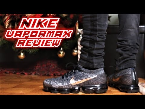 17ad558681d NIKE AIR VAPORMAX REVIEW and ON-FEET - YouTube