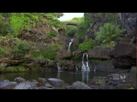 Hike Hawaii - Pipiwai Trail - Maui