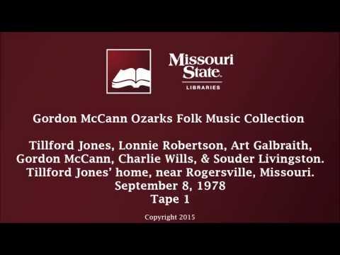 McCann: Jones, Robertson, Galbraith, McCann, Wills, Livingston, September 8, 1978