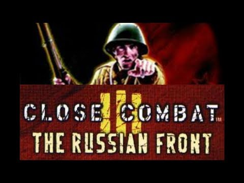 Close Combat 3: The Russian Front - (Classic Real Time Strategy WarGame)