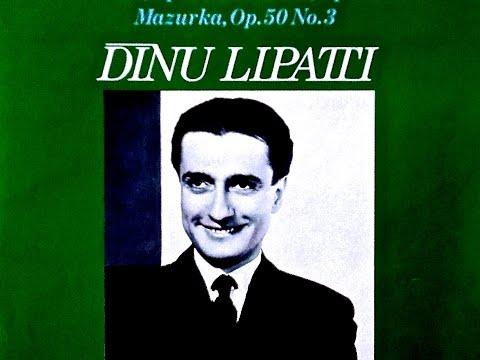 Chopin - 14 Waltzes & More + Presentation (recording of the Century : Dinu Lipatti)