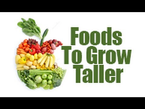 What To Eat To Grow Taller Fast Naturally Youtube