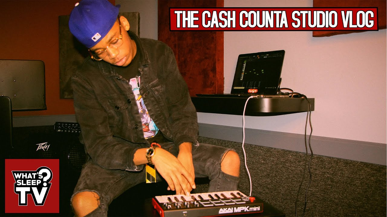 16 Year Old Producer From Memphis, Cash Counta Has An Amazing Collection Of Beats (500+)