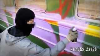 Kokot RPK & Mixo IFCC-Graffiti Vandal.(nieoficjalny clip)