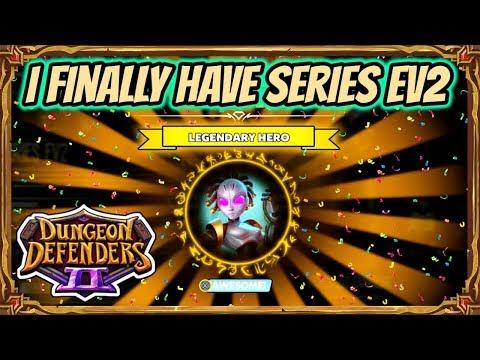 Dungeon Defenders 2   New Hero! Series EV2