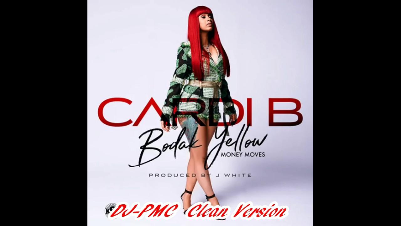 Cardi B Clean: Clean Version
