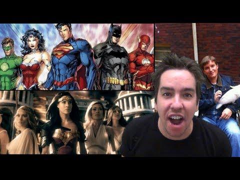 Justice League Movie Script Leaks! Commissioner Gordon Gets His Own Show!