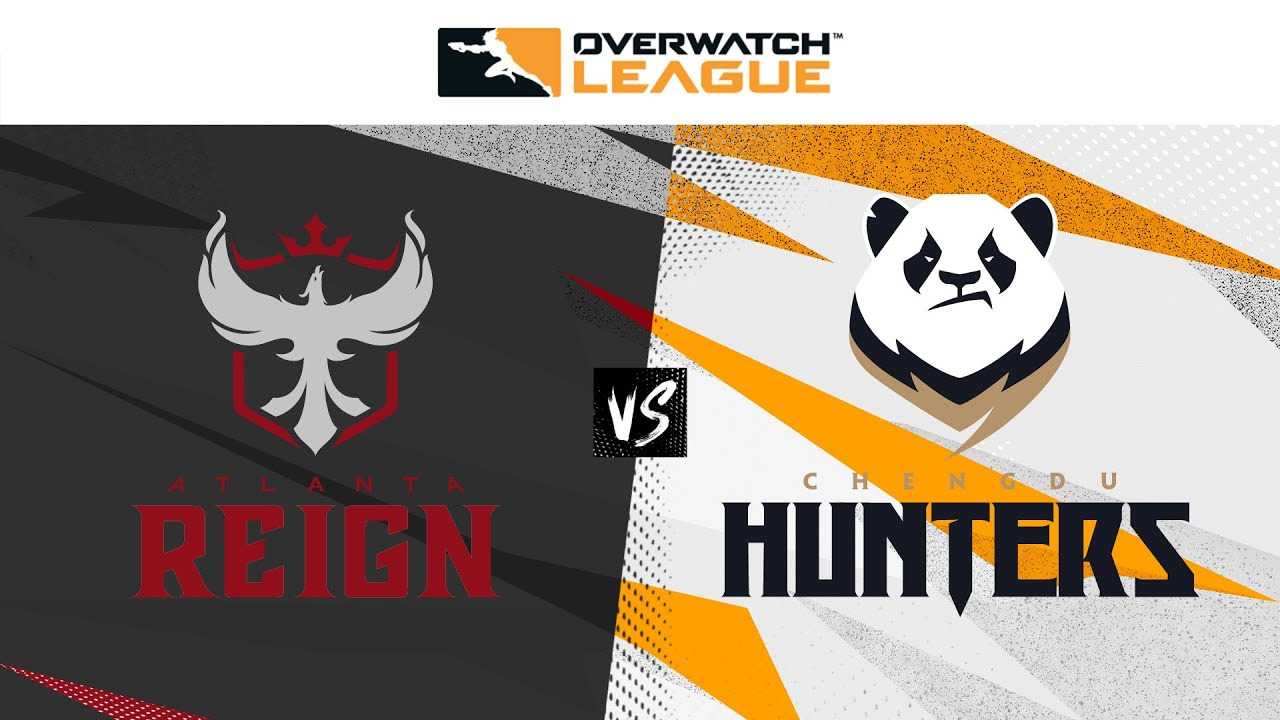 Losers Final |  @ATL Reign vs @Chengdu Hunters  | Countdown Cup Tournament | Day 2
