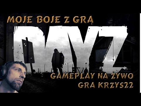 Day Z - Arma Mod - Krzys22, Kafka, LoEv18, Devon, Tony - Dzień 2