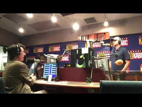 Mike Navarre guest interview KABC Talk Radio 790