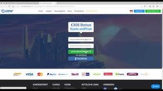 Casino - Registrierung Quasar Gaming Online Casino