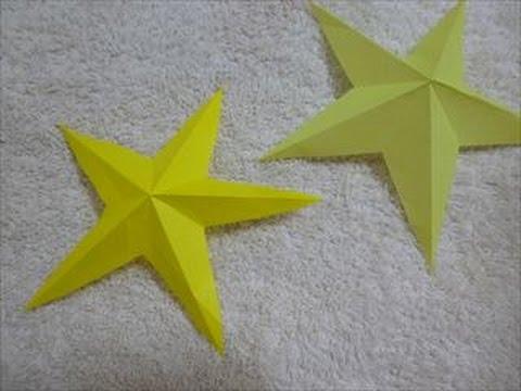 ハート 折り紙 折り紙で星 : youtube.com