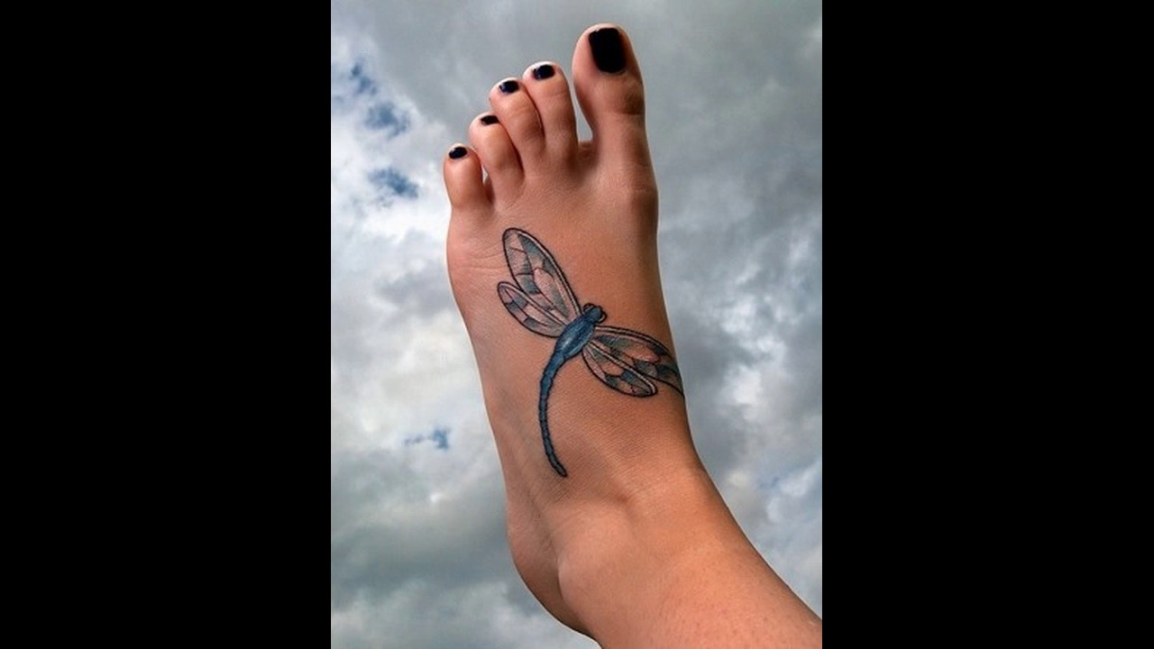 Watch 25 Awesome Foot Tattoos for Women video