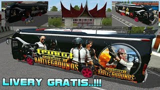 Awesome Download Livery Bussid Bimasena Sdd Monster Energy Bagipict