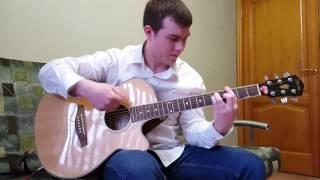 �������� ���� Простая испанская мелодия на гитаре ������