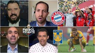ANÁLISIS FINAL Tigres vs Bayern Munich participación HISTÓRICA en Mundial de Clubes | Futbol Picante