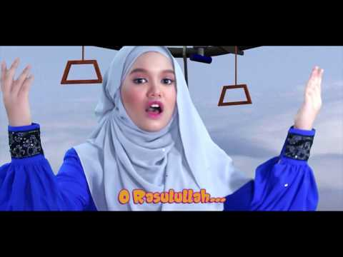 RASULULLAH SAW - Putri VOU (Official Music Video)