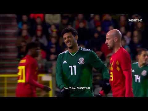 【ハイライト】ベルギー 3-3 メキシコ フレンドリーマッチ 10-11-2017