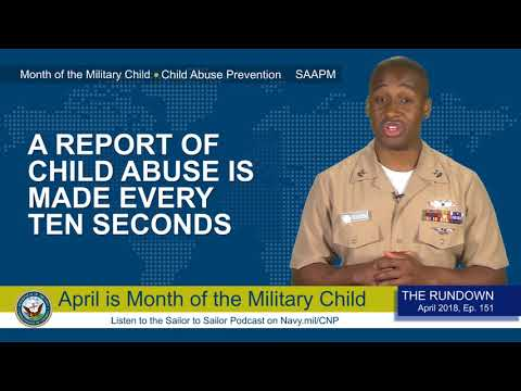 weekly-wire-review-april-2,-2018:-military-child-and-child-abuse-prevention-month-and-saapm